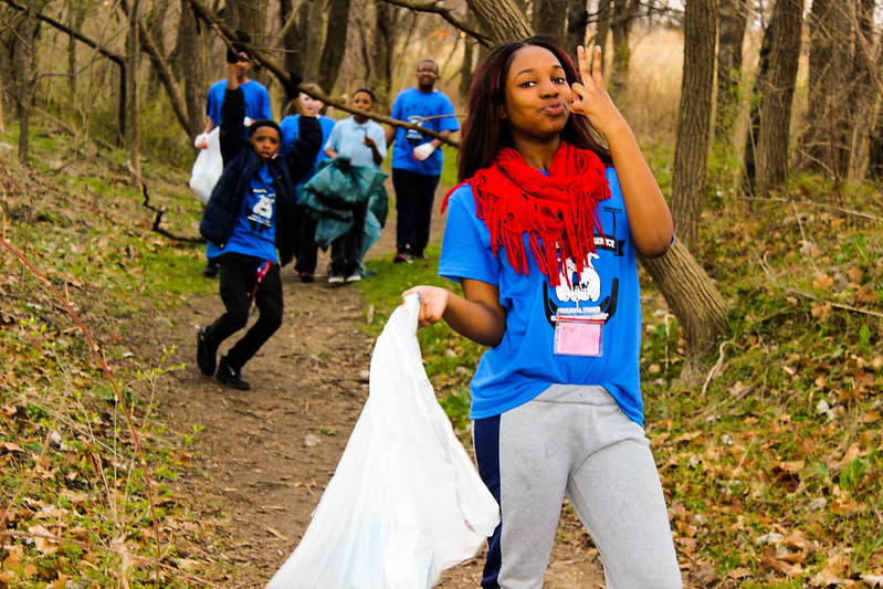 Philadelphia Water-United by Blue 2017 Cleanups Kickoff at Bartram Garden (142)