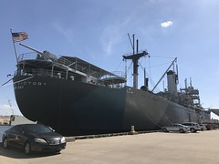2017-03 - Tampa, Florida - SS American Victory