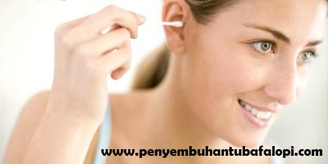 Benarkah Cotton Bud Penyebab Infeksi Telinga