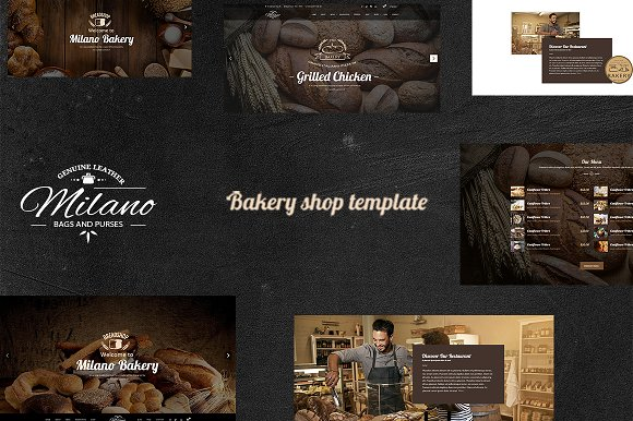 Milano v1.0.2 - Bakery WordPress Theme