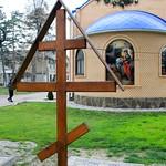 Литургия в Славянске-на-Кубани