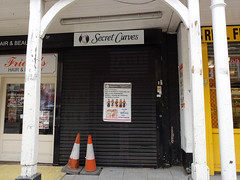 Picture of Secret Curves (MOVED), 37 Surrey Street