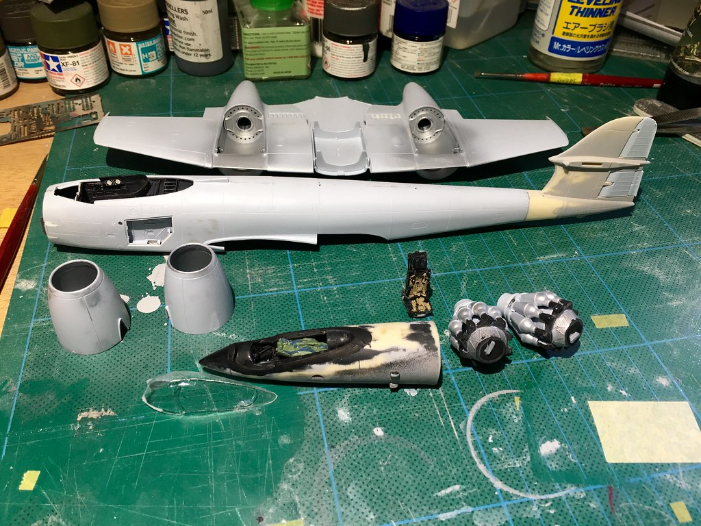 Prone pilot Meteor WIP