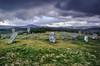 Tomnavarie Stone Circle by daedmike