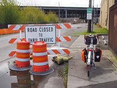 20th Street is Still Closed!