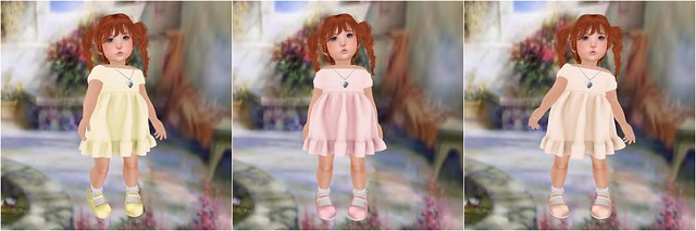 Beau Bebe- Belle Dress