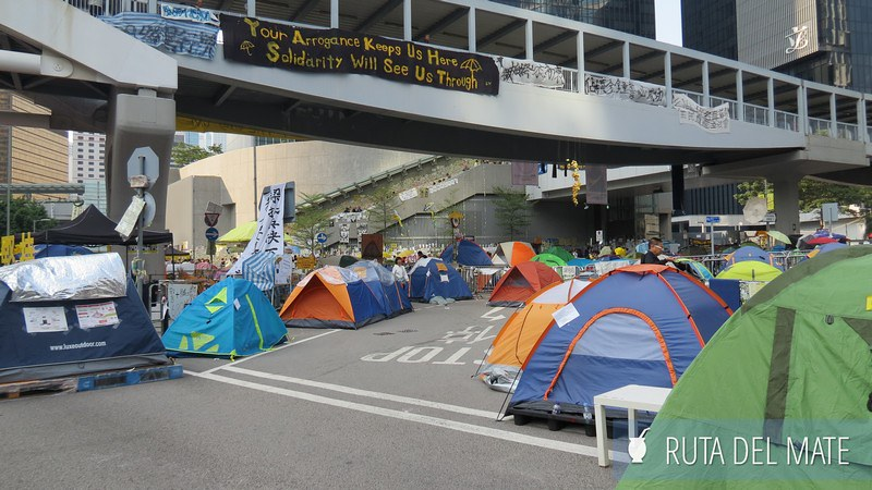 Umbrella Movement Hong Kong (7)