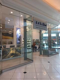 Duratran Transparency Light box at Tricho Salon & Spa