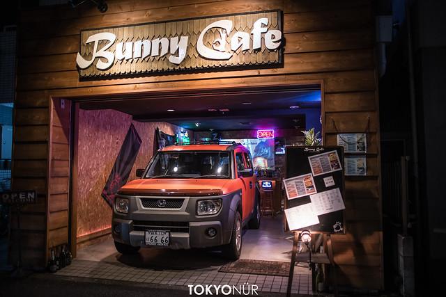 We Love Rocket Bunny // Special Photoshooting at Bunny Cafe Yokohama // Underground Tokyo Street Meet