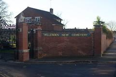 Willesden New Cemetery