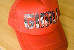 客製化網帽-熱轉印熱燙膜-D06