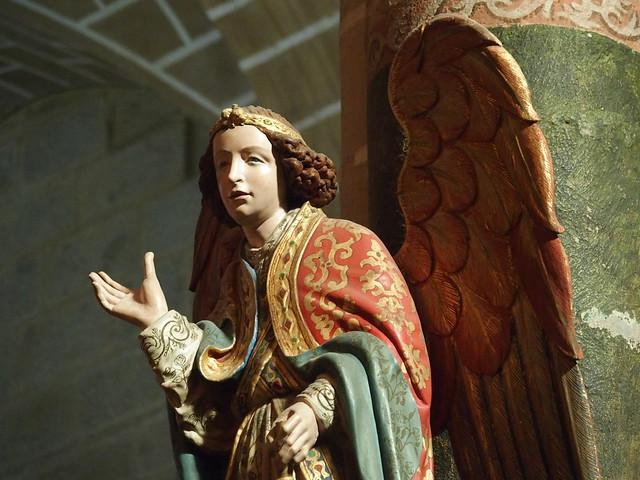 Annunciation: Gabriel