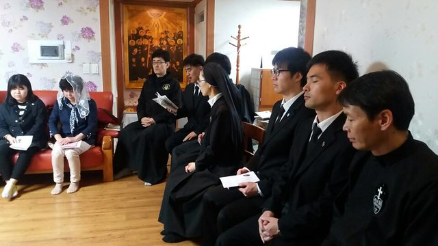 Festa - Our Lady of the Annunciation Community - Corea