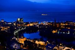 Trondheim 170405-13w2 Utsikten kveld