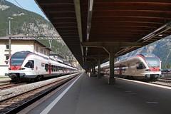 Göschenen - Tilo Gotthard Line