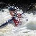 Canoe Slalom at Grandtully, Scotland