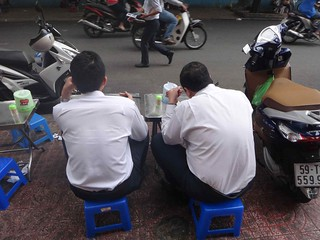 Ho Chi Minh City | Lunch time