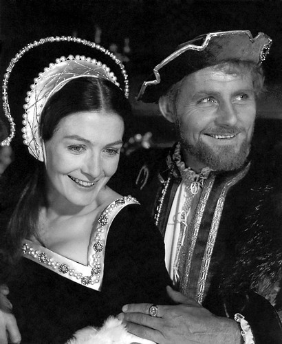 vanessa redgrave & robert shaw - a man for all seasons 1966