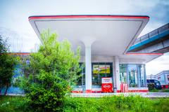 Oldtimer Tankstelle HH #7601
