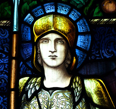 Joshua as Hope by Edward Burne-Jones