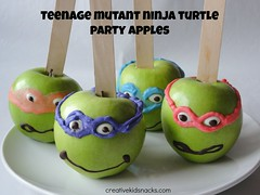 Teenage Mutant Ninja Turtles | Creative Kid Snacks
