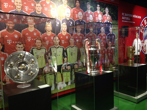 Allianz Arena - FC Bayern Event Arena