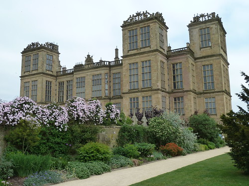 The Rowthorne Trail and Hardwick Hall ...
