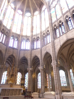 St Denis Abbey