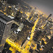 Chicago Cityscape at night by Jimmy McIntyre - Editor HDR One Magazine