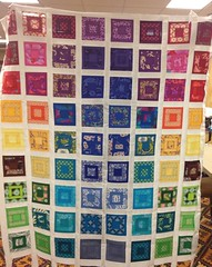 Paintbox Quilt - Top