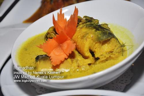 Ramadhan inspired by Nenek's Kitchen at JW Marriott Kuala Lumpur 5