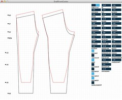 Open Fit Lab: John's pattern