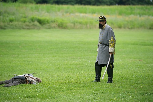 RCS_6500 - Civil War General by CraigShipp.com Photos - Events / People / Places