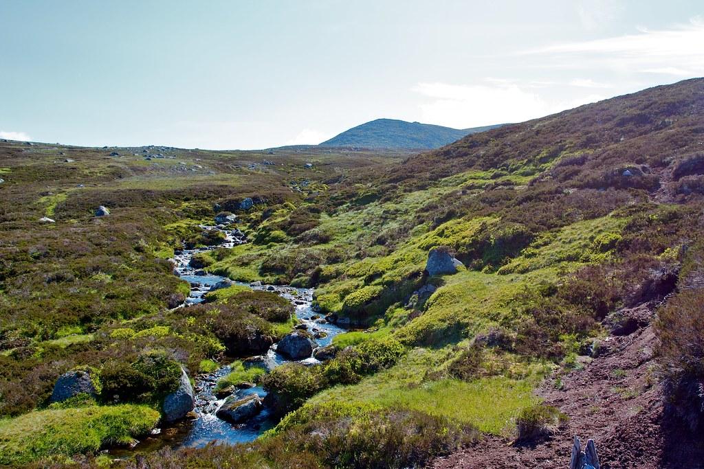 Distant Lochnagar