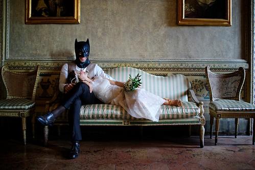 "159/365 - ""I'm Batman"" nr.9 by Luca Rossini"