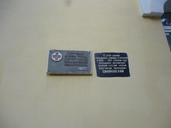 Photo of Grey plaque number 13124