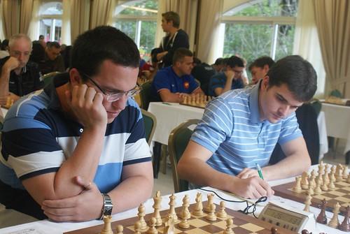 Renier Vazquez (ESP) i Andrey Vovk (UKR)