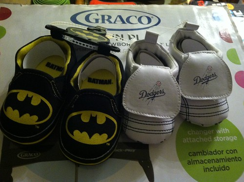 Shoes for the little guy