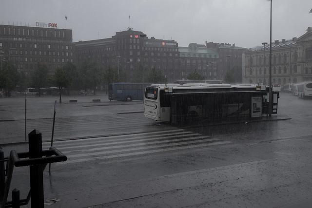central rain