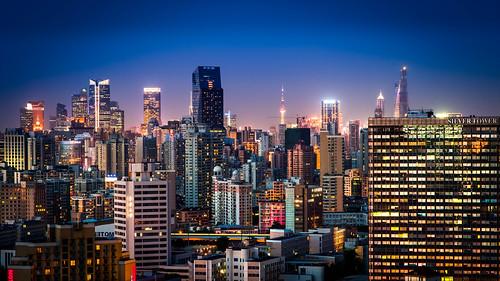 City Details - Shanghai