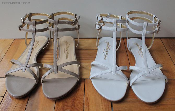 Yoox flat sandals