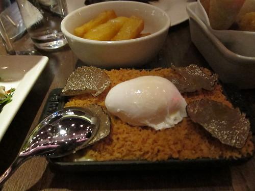 Heliot Steakhouse - macaroni