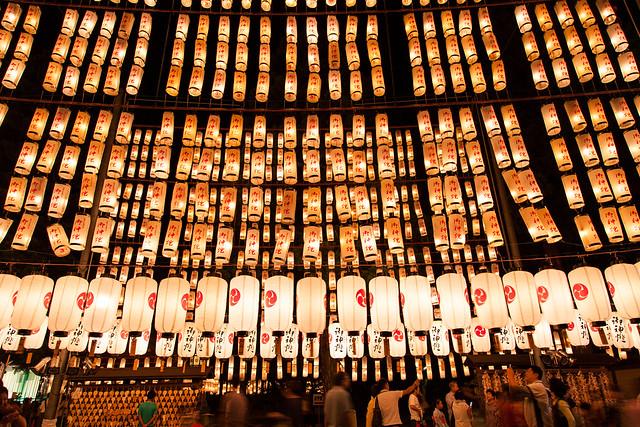 多賀大社 万灯祭 2013