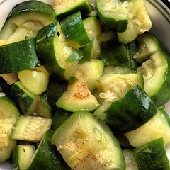 vegetable, produce, food, dish, zucchini, cuisine, cucumber, cucurbita, gourd,
