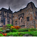 Edinbrough Castle by A Elkady