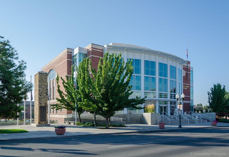 Klamath Falls courthouse