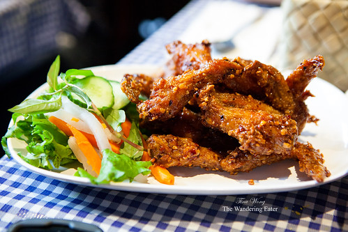 Spicy Ike's Vietnamese Fish Sauce Wings