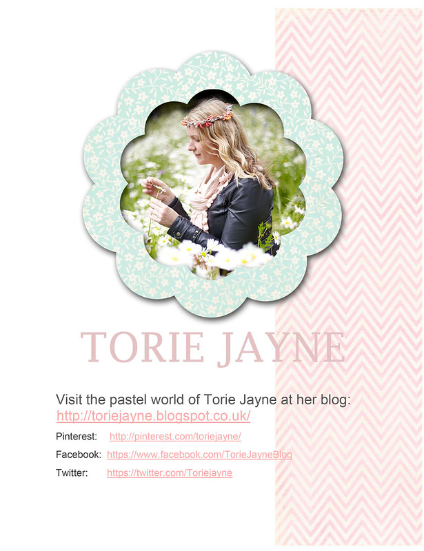 Torie Jayne featured in Simply Shabbilicious