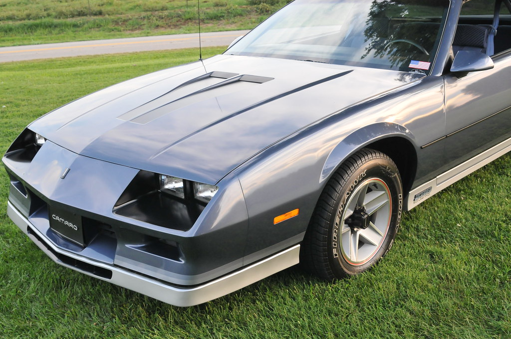Kentucky 1984 Camaro Z 28 H O 5 Speed For Sale Page 2