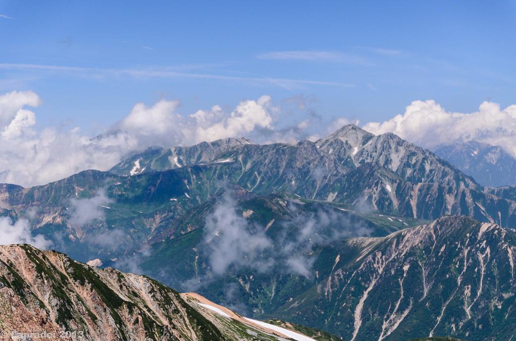 20130812 立山連峰